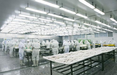 熟食生产车间设计图